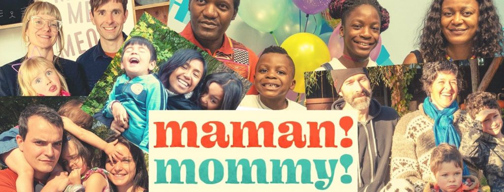 A TV Series on the Realities of Life for Francophone Parents