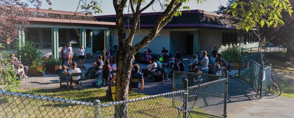 École Norval-Morrisseau : une annexe devient une école à Vancouver
