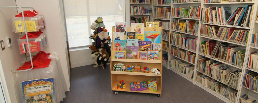 What's new at the TIRE-LIRE centre: books, games, and more!